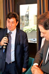Guido Mannella il super-ingegnere alla guida