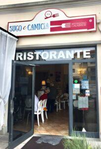"""Sugo e camicia"""": a Pisa la buona cucina"""
