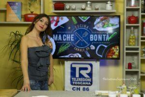 Angela Label, regina della cucina nelle tv toscane