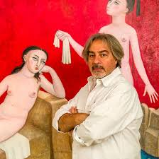 Elio De Luca, il ciclo compiuto dell'arte