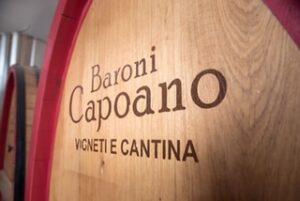 Baroni Capoano, il grande vino venuto da lontano