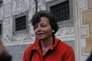 Maria Chiara CarrozZa Al CnR, con un po'